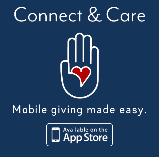 Connect & Care mobile app for iPhone